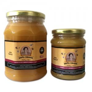Miel de Ulmo envase vidrio 500 gr