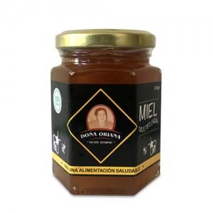 Miel Natural envase vidrio 250 grs