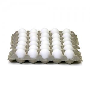 Huevos Primera Blancos Bandeja 30 unids